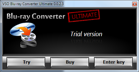 blu ray converter ultimate 3 key
